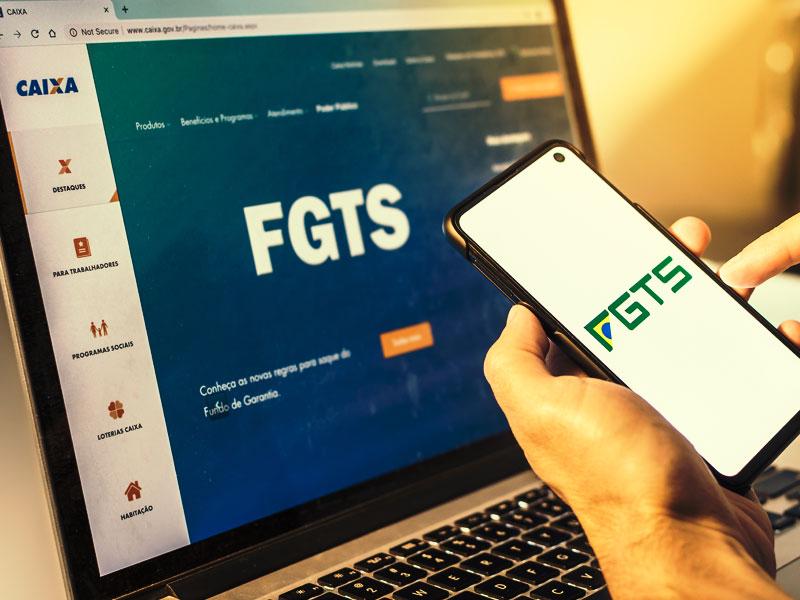 Trabalhador veja se você pode sacar seu FGTS de acordo com a MP ...